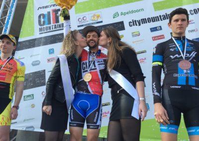 City Mountainbike Sprint, Apeldoorn (NED), 2016