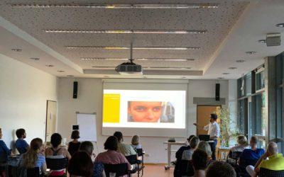 Visualtraining für Kinder und Jugendliche: Infoabend mit dem Kinderärzte-Netz Leipzig e.V. zeigt das Potenzial einer Zusammenarbeit